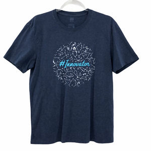 District (M) #Innovation Astronomy Tee